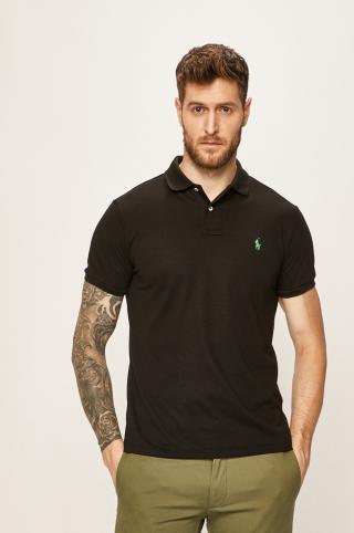 Polo Ralph Lauren - Pánske polo tričko pánské čierna S