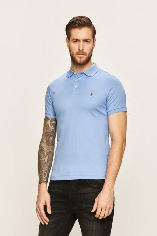 Polo Ralph Lauren - Pánske polo tričko pánské modrá L