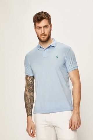 Polo Ralph Lauren - Pánske polo tričko pánské modrá M