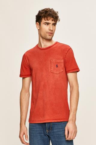 Polo Ralph Lauren - Pánske tričko pánské červená S