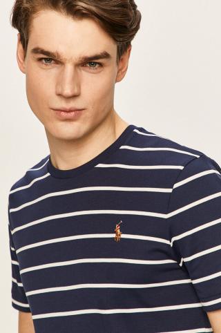 Polo Ralph Lauren - Pánske tričko pánské tmavomodrá S