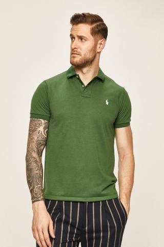Polo Ralph Lauren - Polo tričko pánské zelená S