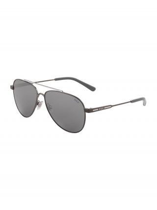 POLO RALPH LAUREN Slnečné okuliare 0PH3126  sivá / strieborná dámské 60