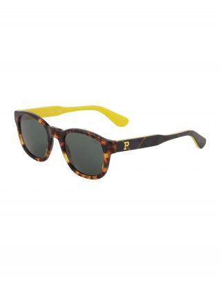 POLO RALPH LAUREN Slnečné okuliare 0PH4159  hnedá / žltá dámské 49