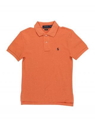 Polo Ralph Lauren Tričko  oranžová pánské 136-138