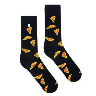 Ponožky 4LCK Regular dámské čierna | krémová 35-38