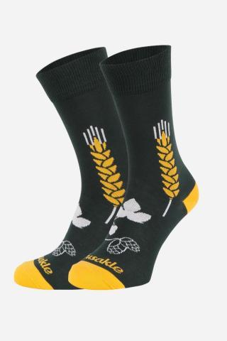 Ponožky Fusakle Uvar pivo dámské farebná 35-38