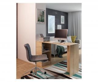 Pracovný stôl Jack Krémová