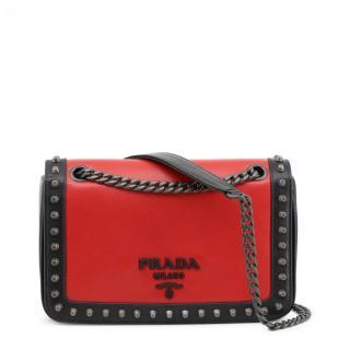 Prada 1BD147_GLAC Red One size