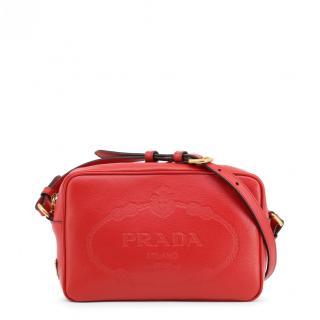 Prada 1BH089_GLAC Red One size