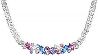 Preciosa Trblietavý náhrdelník Florence by Marta 2342 70