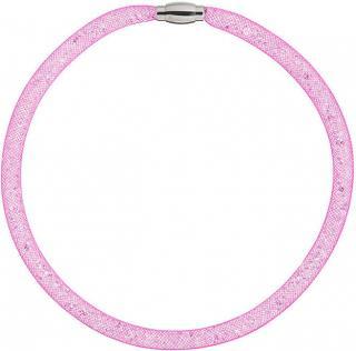 Preciosa Trblietavý náhrdelník Scarlette fuchsiovej 7250 55