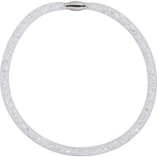 Preciosa Trblietavý náhrdelník Scarlette šedý 7250 19
