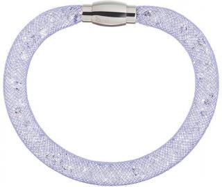 Preciosa Trblietavý náramok Scarlette fialový 7251 56 dámské