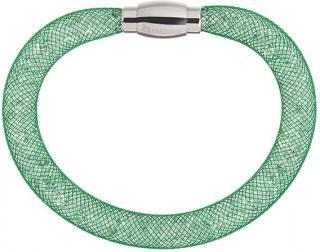 Preciosa Trblietavý náramok Scarlette zelený 7251 66 dámské