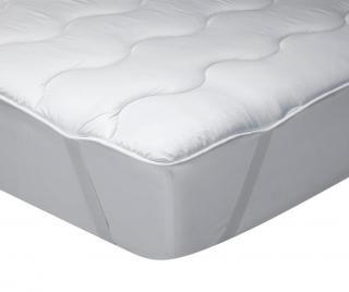 Prešívaný chránič na matrac Essential Karter Silk Touch 100x200 cm Biela 100x200 cm