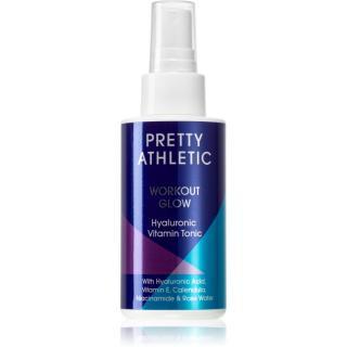 Pretty Athletic Workout Glow čistiace osviežujúce tonikum 100 ml dámské 100 ml