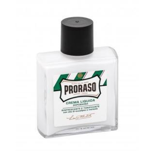 PRORASO Green After Shave Balm 100 ml balzam po holení pre mužov pánské 100 ml