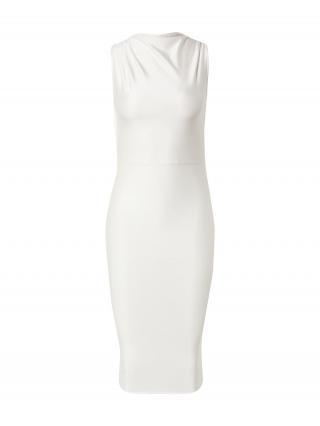 Public Desire Kokteilové šaty  biela dámské 40