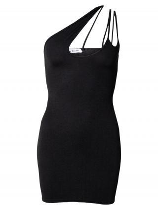 Public Desire Kokteilové šaty  čierna dámské 38