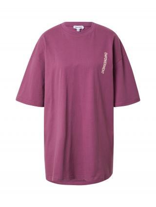 Public Desire Oversize šaty  farba lesného ovocia / oranžová / béžová / piesková dámské 34