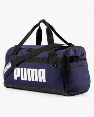 Puma Challenger Duffel Small Cestovná taška Modrá Fialová pánské UNI