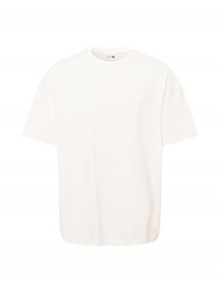 PUMA Funkčné tričko  biela ako vlna pánské S
