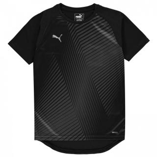 Puma Graphic T Shirt Junior Boys Other L
