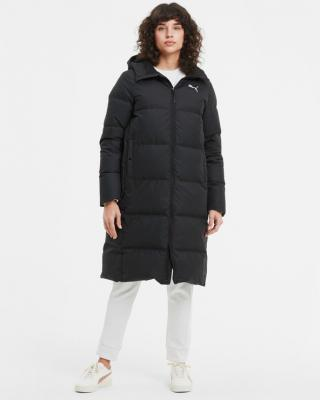 Puma Kabát Čierna dámské XL