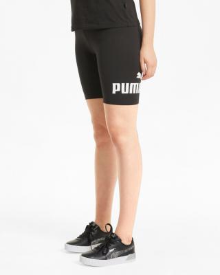 Puma Logo Šortky Čierna dámské XL