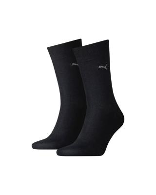 Puma Ponožky 2 páry Čierna pánské 47-49