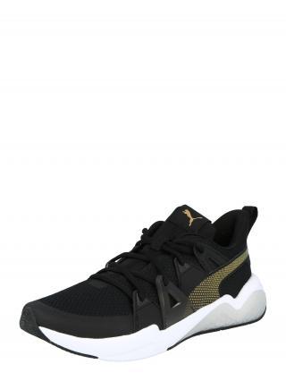 PUMA Športová obuv Cell Fraction  čierna / zlatá dámské 36-36,5
