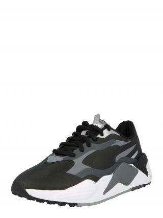 PUMA Športová obuv RS-G  čierna / sivá / tmavosivá / biela pánské 44,5