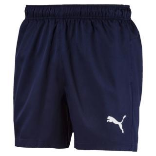 PUMA Športové nohavice Active  námornícka modrá pánské L