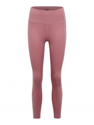 PUMA Športové nohavice Evostripe  ružová dámské L