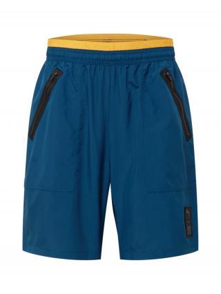 PUMA Športové nohavice  modrá / čierna pánské S