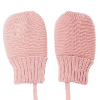 PUPILL Rukavičky pink veľ. 0-6m