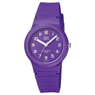 Q & Q Dětské hodinky VR94J008 fialová