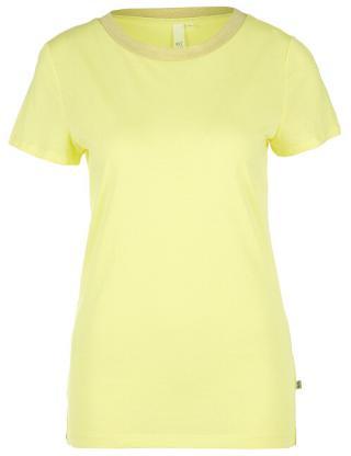 Q/S designed by Dámske tričko 46.004.32.5502.1195 Yellow XL