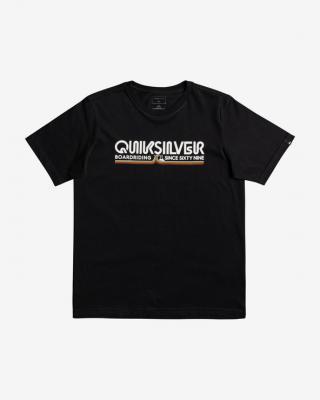 Quiksilver Like Gold Triko detské Čierna pánské XL