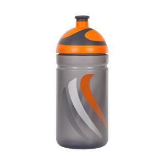 R&B Zdravá fľaša 0,5 l BIKE oranžová