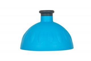 R&B Zdravá fľaša viečko / zátka Víčko modré/antracit/zátka antracit