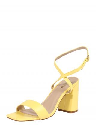 Raid Remienkové sandále ELLIOT  žltá dámské 36