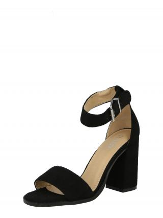 Raid Remienkové sandále IMANI  čierna dámské 40