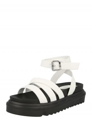 Raid Remienkové sandále JORGIE  biela dámské 37