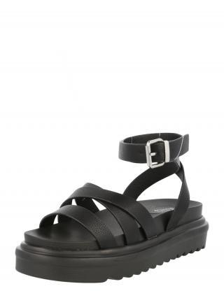 Raid Remienkové sandále JORGIE  čierna dámské 36