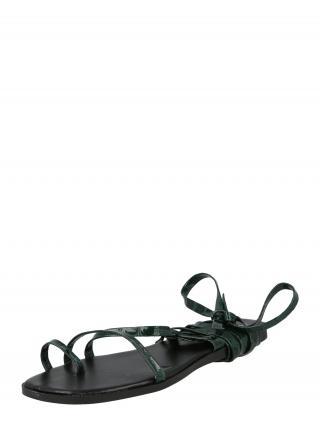 Raid Remienkové sandále KERI  tmavozelená dámské 40
