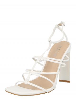 Raid Remienkové sandále MAXEN  biela dámské 38