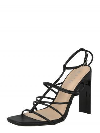 Raid Remienkové sandále MAXEN  čierna dámské 36