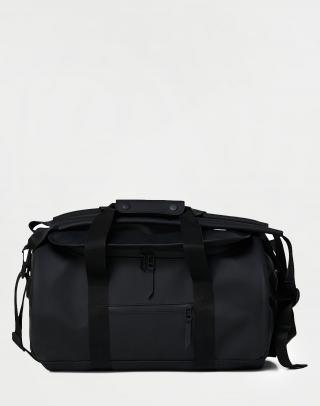 Rains Duffel Bag Small 01 Black Čierna